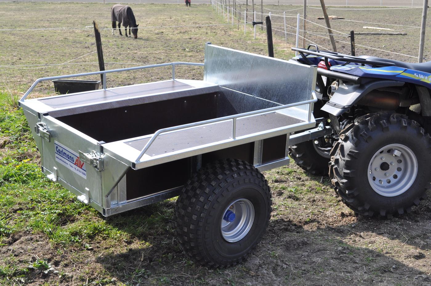 Gårdsvagn Exklusiv