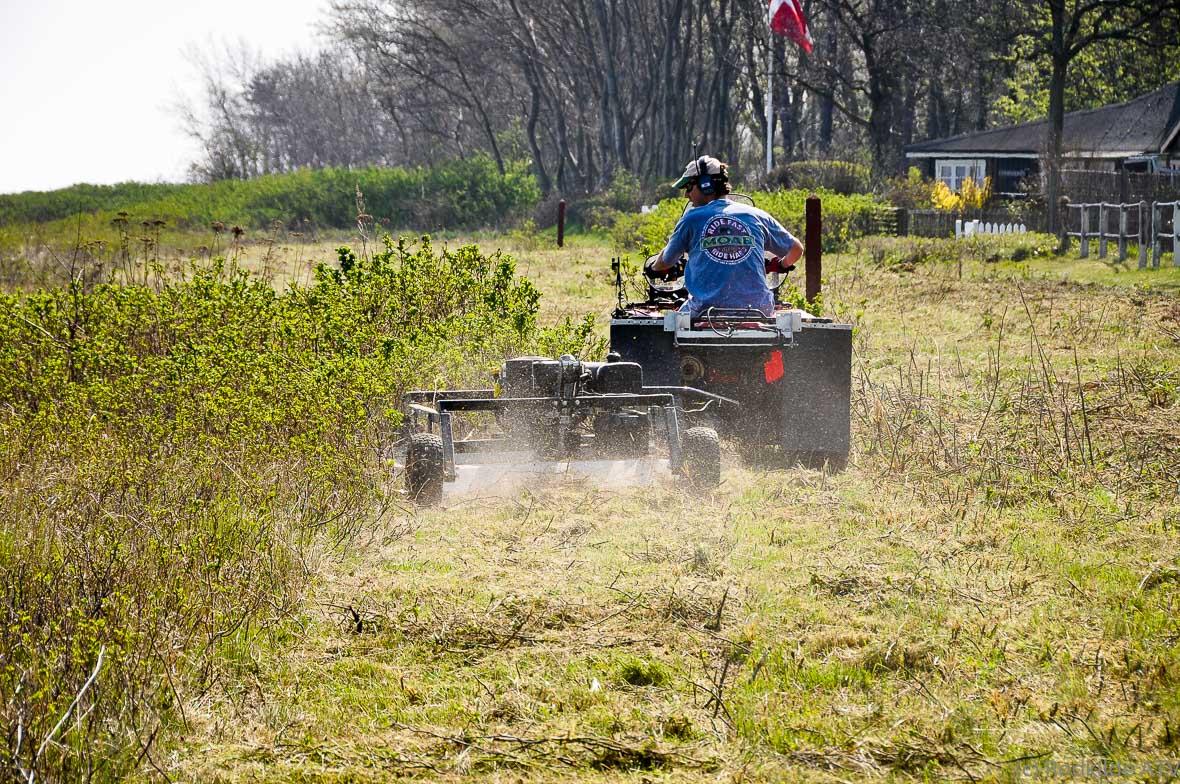 Kunz Rough Cut MR55 ATV